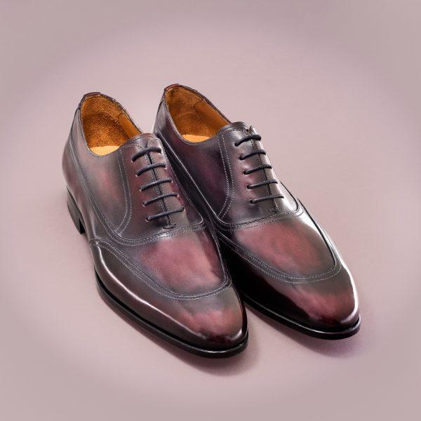 Chaussure Altan Bottier, Richelieu Hybride, chaussure à patiner