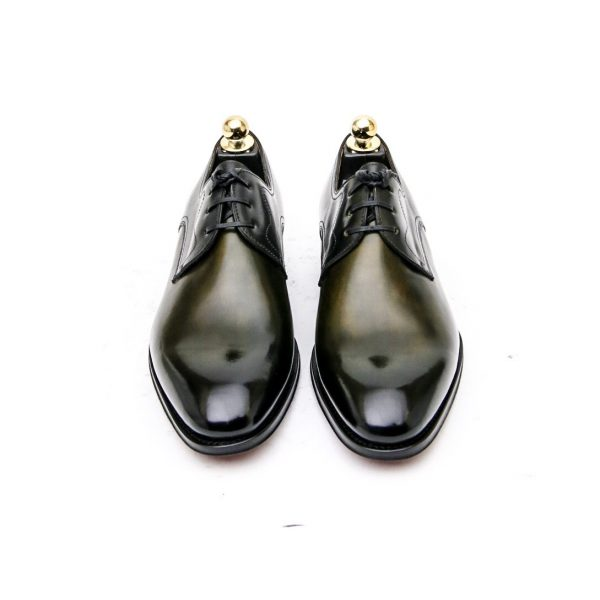 derby shoe, men's derby, altan bottier, dress shoes