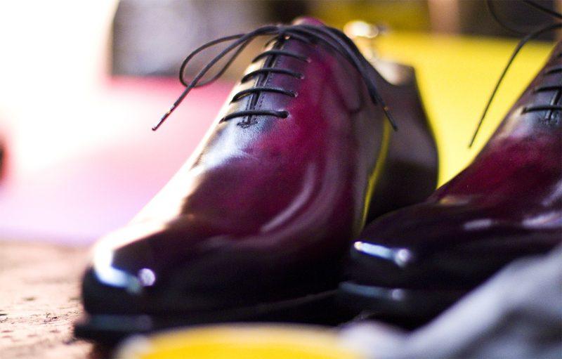 Chaussure Homme Paris, patine, altan bottier, goodyear welted, handcrafted, fait à la main