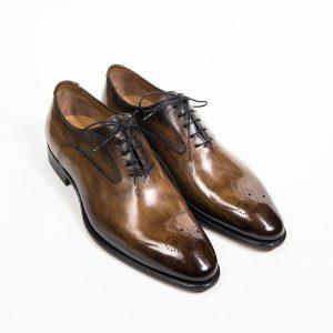richelieu homme, altan bottier, chaussure habillées, chaussure de mariage, soulier à patiner