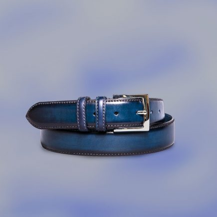ceinture altan bottier, patine,
