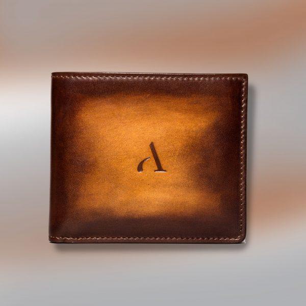 Eden Wallet Altan Bottier, small leather goods, men's wear