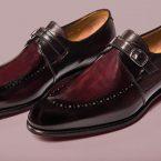 Derby a boucle simple Altan Bottier, chaussure pour homme, bottier, paris, patine