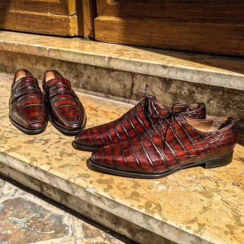 clincoln, moassin, richelieu wholecut, oxford, richelieu, patine, chaussure pour homme, chaussure patinée