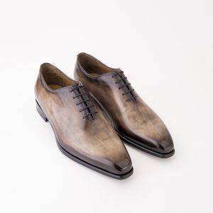 altan bottier, richelieu homme, chaussure patine,