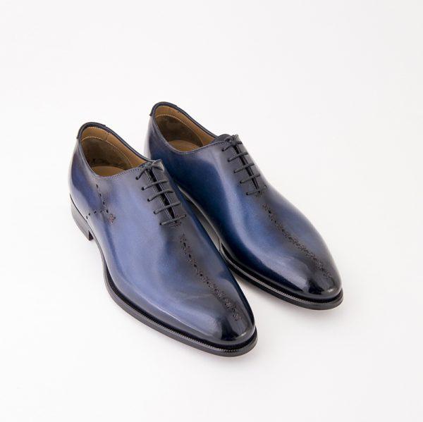 richelieu homme, chaussure homme, altan bottier, patine