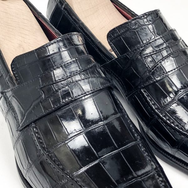 Mocassin Le Lincoln Alligator